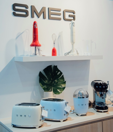 Smeg : Thaifex 2019 World food of Asia