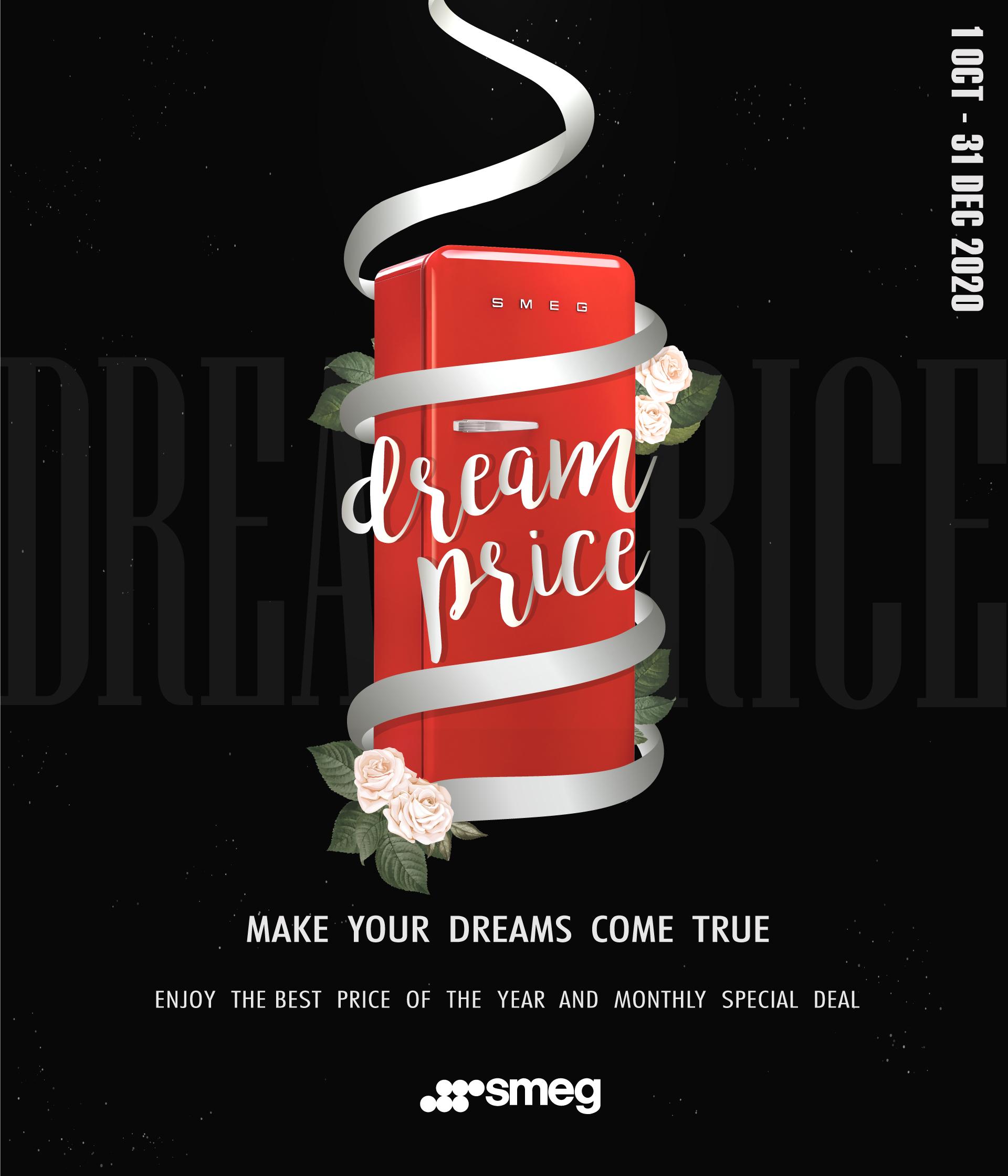 Smeg Dreamprice 2020