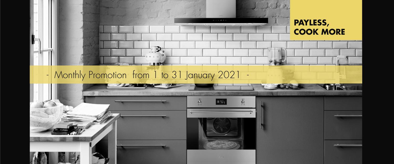 Smeg January 2021 Promotion